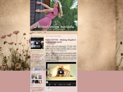 IVANA RADOVNIKOVIĆ - jedna ekskluziva za obožavatelje, novi spot u izradi, nova pjesma +  diskografska promjena !!!