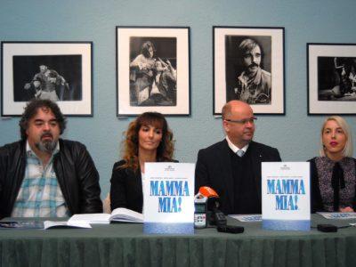 Turneja mjuzikla Mamma Mia prvo u Zadru, 03.03.2017.