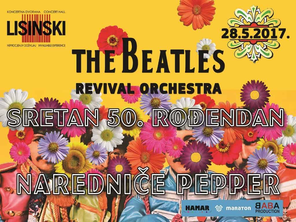 The Beatles_Lisinski