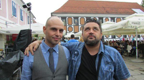 Adam Zemsta i Nikola Marjanović