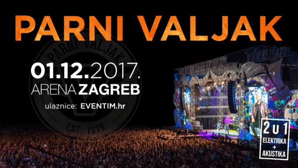 Parni valjak, 01.12.2017.