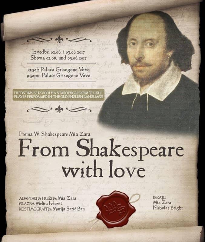 Shakespearea Zadar
