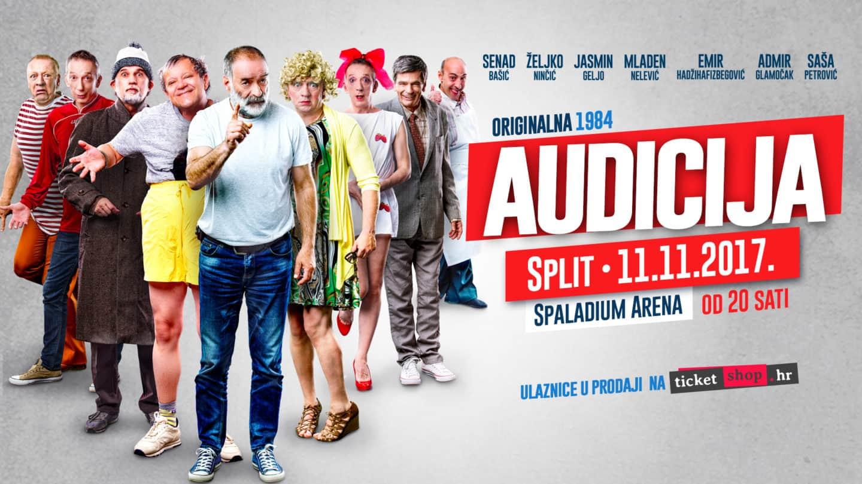 Audicija - Split