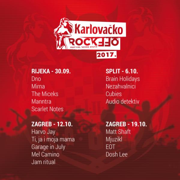 Karlovačko RockOff 2017