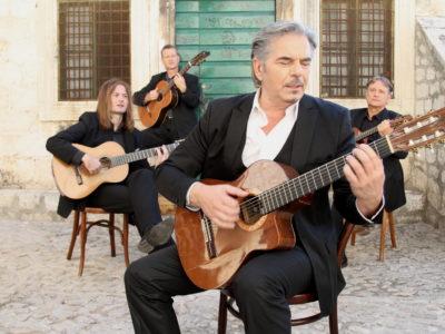 Davor Radolfi i Ritmo Loco nastupit će s Gypsy Kingsima u Ljubljani!