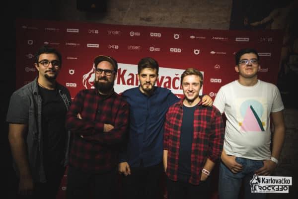 Karlovačko RockOff finalisti