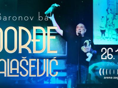 Balašević, 26.12.2017., Arena Zagreb - u prodaji dodatne ulaznice !