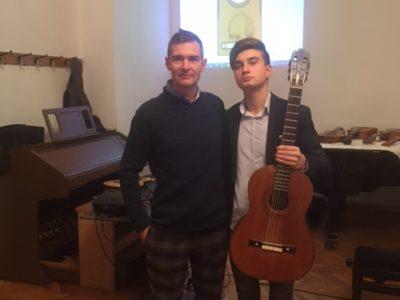 Nakon uspješne suradnje u Cremoni, Gabriele Lodi i Zlatko Josip Grgić ponovno su udružili snage!