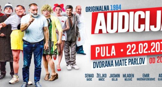 Audicija Pula