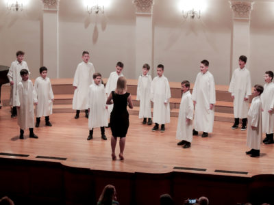 Pjevački studio Mozartine održao dva predivna koncerta u Zagrebu!