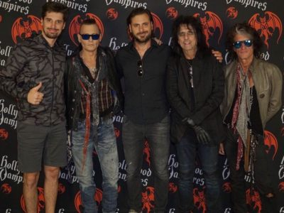 Johnny Deep, Alice Cooper i Joe Perry pozvali 2CELLOS na svoj koncert