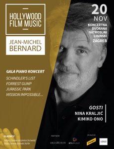 U Hrvatsku dolazi svjetsko ime, jedan od najcjenjenijih pijanista uopće, genij Jean-Michel Bernard