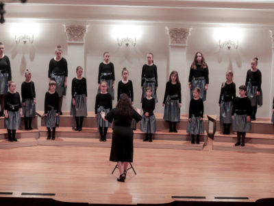 Dječji zbor Chopinine u potrazi za novim članovima na području Sesveta!