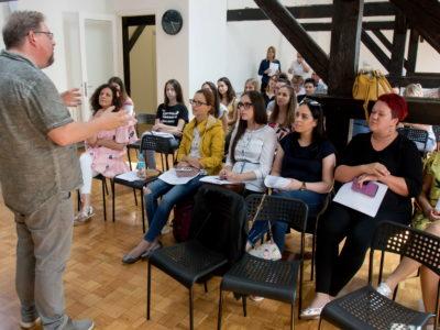 Seminar za voditelje mješovitih zborova u Pjevačkom studiju Mozartine!