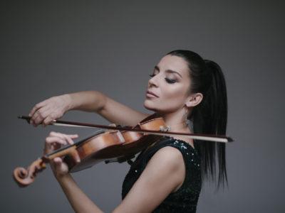 ANDRIJANA JANEVSKA prva violina Makedonske opere i baleta osvaja hrvatsko tržište !