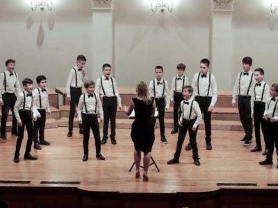 Ivan Dečak i Pjevački studio Mozartine te pozivaju na audiciju za zbor dječaka BoysVoice!