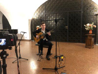 Zlatko Josip Grgić (Torres' Whispere) piše glazbenu povijest u Beču!