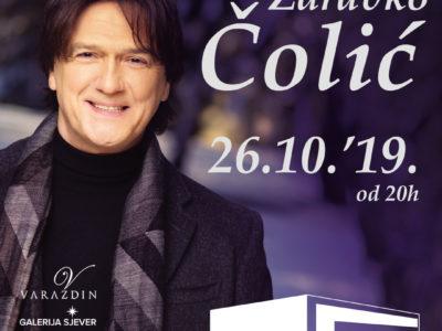 Veliki koncert Zdravka Čolića u Areni Varaždin!