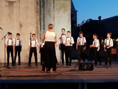 Pjevački studio Mozartine očarao publiku u Ninu