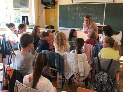 Projekt ciklusa glazbenih seminara za djecu i mlade u manje razvijenim područjima obišao dvije hrvatske županije!