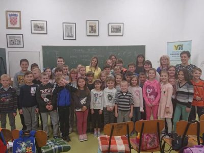 Završio niz stručnih seminara Pjevačkog studija Mozartine na području Virovitičko-podravske županije