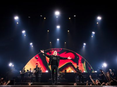 PARNI VALJAK: Ni s mjeračem emocijama, kada bi postojao, ne bi se uspjela izmjeriti uzajama ljubav publike i benda.