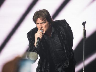 Zdravko Čolić počeo je vatreno i održao prva dva od najavljenih pet koncerata u Stark Areni