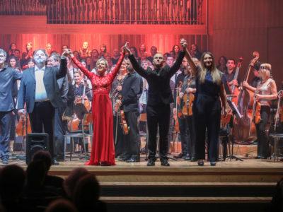 Ovacije i rasprodana dvorana na Tribute to Abba u Off ciklusu Zagrebačke filharmonije