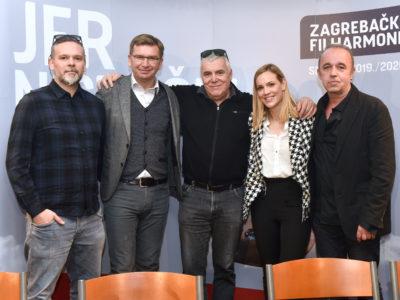 "Zoran Predin ""kakvog još niste čuli"", 6.3., s velikim orkestrom Zagrebačke filharmonije"