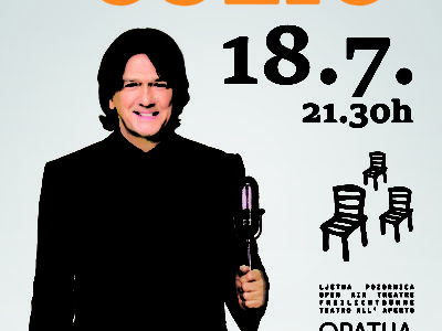 Zdravko Čolić uskoro na Opatijskoj pozornici, 18.7.2020.