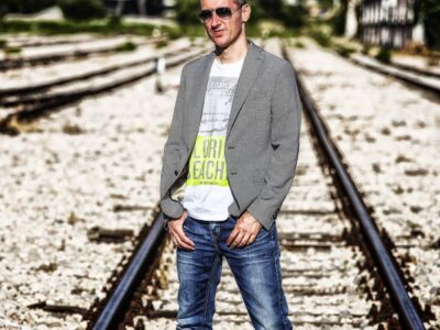 """Novi singl """"Gdje god krenem"""" Petra Radanovića!"""